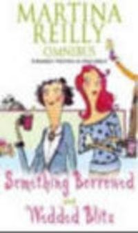 Okładka książki Something Borrowed and Wedded Blitz