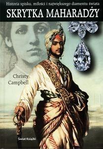 Okładka książki Skrytka maharadży. Historia spisku, miłości i przepowiedni guru