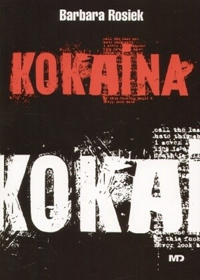 Okładka książki Kokaina