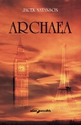 Okładka książki Archaea