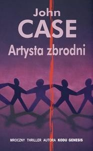 Okładka książki Artysta zbrodni