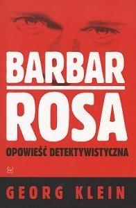 Okładka książki Barbar Rosa. Opowieść detektywistyczna