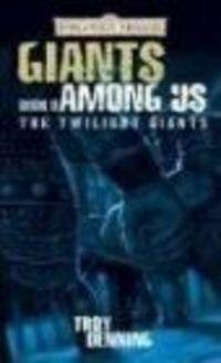 Okładka książki Giant Among Us