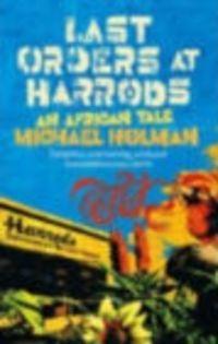 Okładka książki Last Orders at Harrods