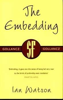 Okładka książki The embedding