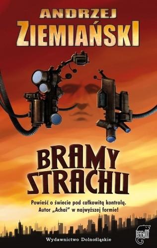 Okładka książki Bramy strachu
