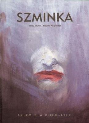 Okładka książki Szminka