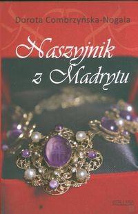 Okładka książki Naszyjnik z Madrytu