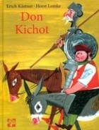 Okładka książki DON KICHOT