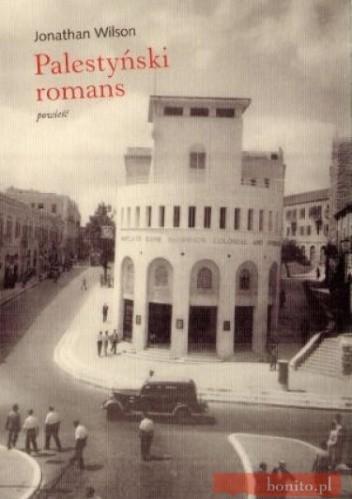 Okładka książki Palestyński romans