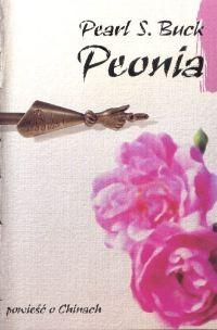 Okładka książki Peonia