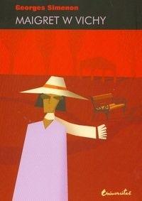 Okładka książki Maigret w Vichy