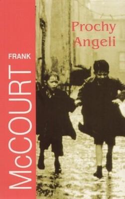 Okładka książki Prochy Angeli