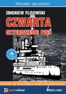 Okładka książki Czwarta czterdzieści pięć/3CD/Audiobook/