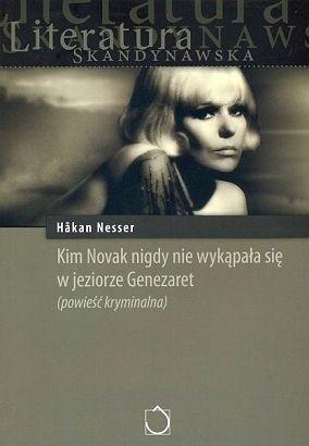 Okładka książki Kim Novak nigdy nie wykąpała się w jeziorze Genezaret