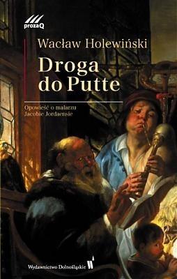 Okładka książki Droga do Putte