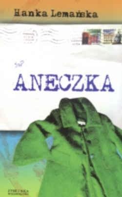 Okładka książki Aneczka