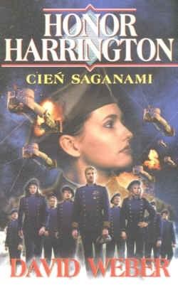 Okładka książki Cień Saganami