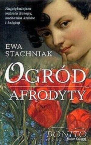 Okładka książki Ogród Afrodyty