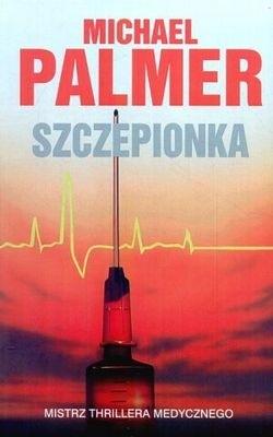 Okładka książki Szczepionka