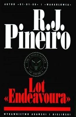 Okładka książki Lot Endeavoura