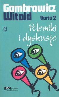 Okładka książki Polemiki i dyskusje