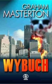 Okładka książki Wybuch
