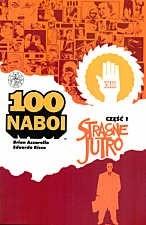 Okładka książki 100 naboi: Stracone jutro, cz. 1