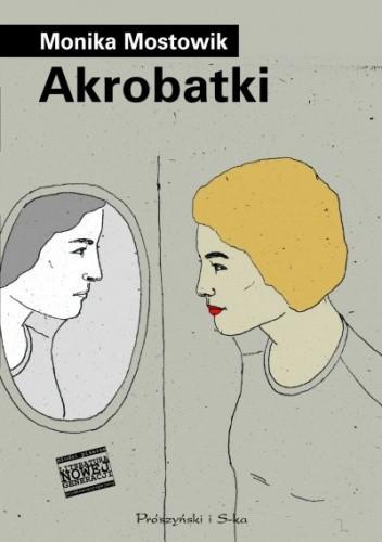 Okładka książki Akrobatki
