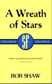 Okładka książki A wreath of stars - Bob Shaw
