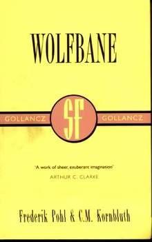 Okładka książki Wolfbane