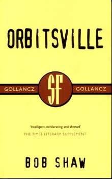 Okładka książki Orbitsville - Bob Shaw