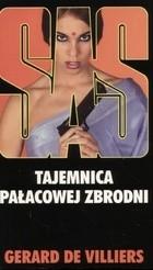 Okładka książki Tajemnica pałacowej zbrodni
