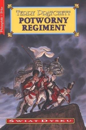 Okładka książki Potworny regiment