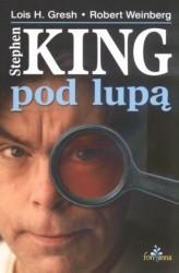 Okładka książki Stephen King pod lupą