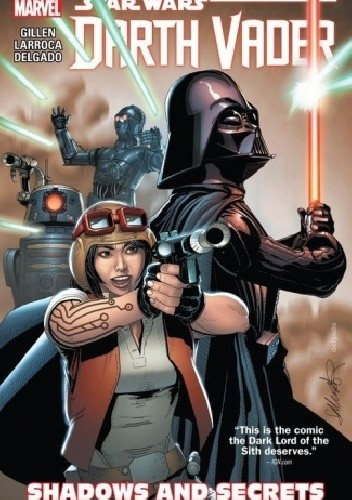 Okładka książki Star Wars: Darth Vader Vol. 2: Shadows and Secrets