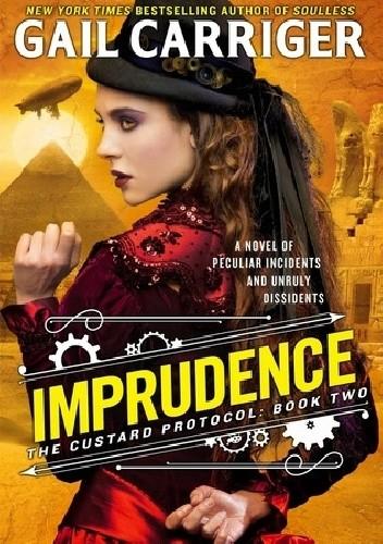 Okładka książki Imprudence