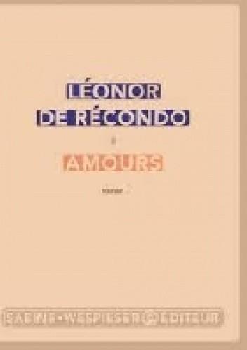 Okładka książki Amours