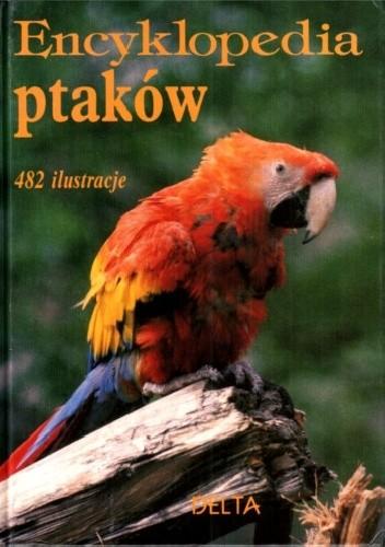 Okładka książki Encyklopedia ptaków
