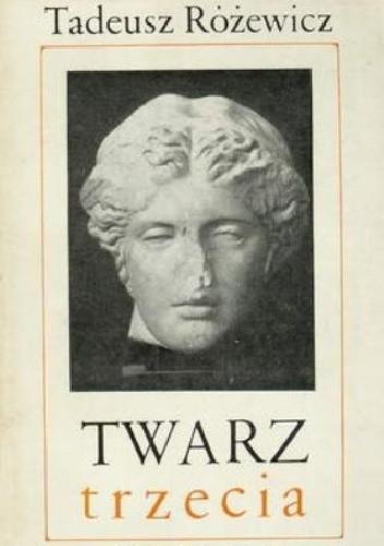 Okładka książki Twarz trzecia