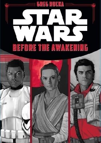 Okładka książki Star Wars: Before the Awakening