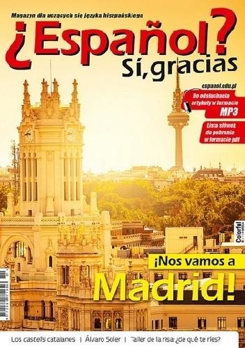 Okładka książki ¿Español? Sí, gracias. Numer 33 (styczeń/luty/marzec 2016)