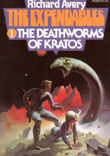 Okładka książki The Deathworms of Kratos