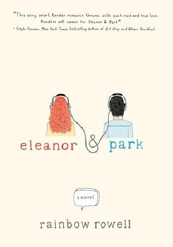 Okładka książki Eleanor & Park