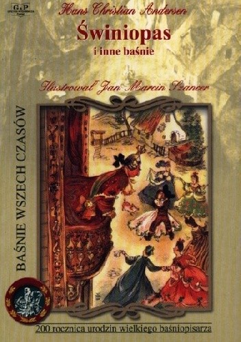 Okładka książki Świniopas
