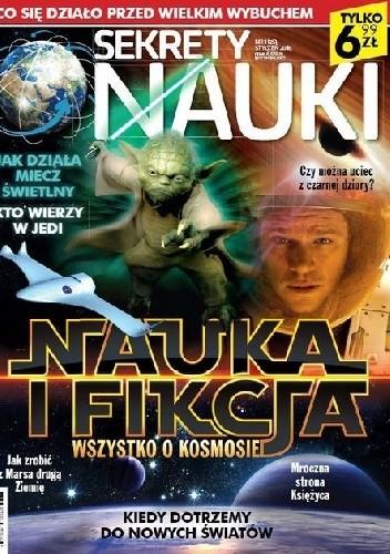 Okładka książki Sekrety Nauki 1/2016
