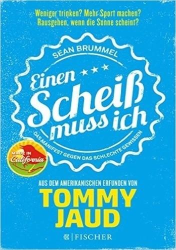 Okładka książki Sean Brummel: Einen Scheiß muss ich