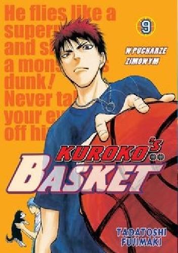 Okładka książki Kuroko's Basket 9