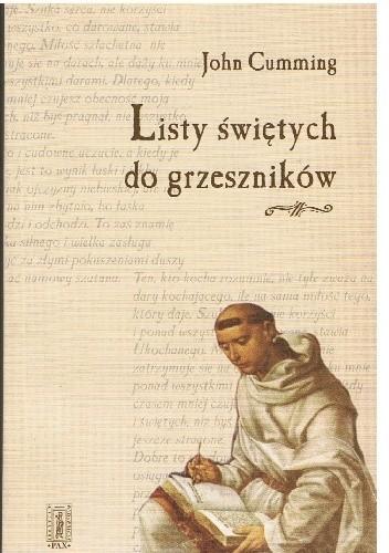 Okładka książki Listy świętych do grzeszników