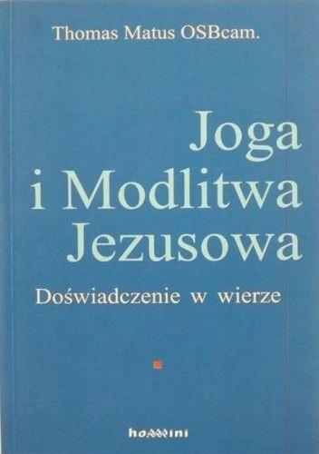 Okładka książki Joga i Modlitwa Jezusowa